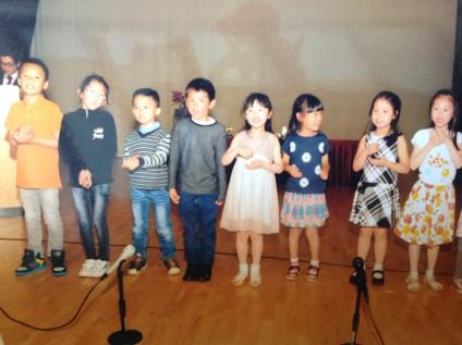 K2A Cantonese Class Performance廣東話K2A班朗讀表演「小貓在樹上叫」